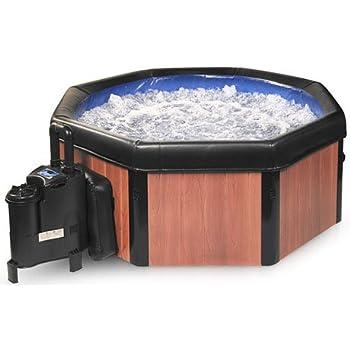 badezuber badefass holz badetonne 190 oder 240 cm 190 cm. Black Bedroom Furniture Sets. Home Design Ideas