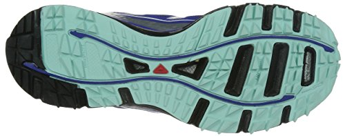 Salomon Sense Pro Women's Chaussure Course Trial Spectrum Blue/Black/Igloo Blue