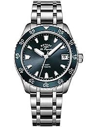 Rotary Damen - Armbanduhr Legacy Ocean Automatic Analog Automatik LB90168/05