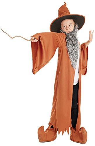 Sorcerer's Apprentice Boy's Costume Film Fancy Dress (Buch Zeichen Kostüm Für Jungen)