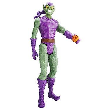 Hasbro Spider-Man Titan Hero Villains Green Goblin 1pieza(s) Multicolor Niño/niña - Figuras de juguete para niños (Multicolor, 4 año(s), Niño/niña, Acción / Aventura, 300 mm, 1 pieza(s))