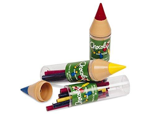 Schokostifte Maxi Malstift Box 3 x 30 g Coll Box
