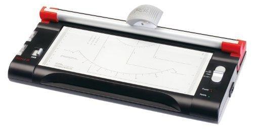 genie-lt-400-2-in-1-heiss-und-kalt-laminiergerat-papierschneidegerat-din-a4-silber-schwarz