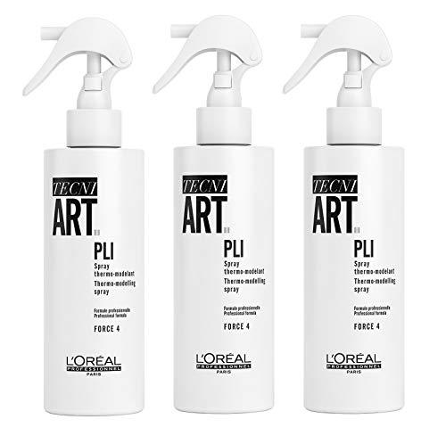 3er Pli Thermo Volumen Spray Tecni Art Loreal Professionnel 190 ml