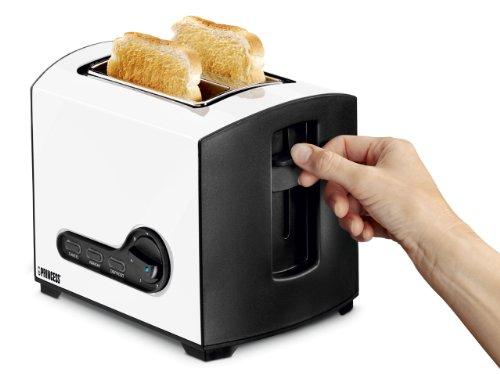 Princess Arctic White Toaster - Tostador (220 - 240 V)