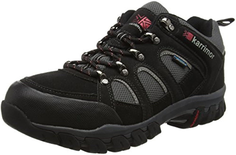 Karrimor Bodmin IV Weathertite, Zapatos de Low Rise Senderismo para Hombre  -