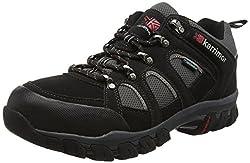 Karrimor Bodmin IV Weathertite, Men's Low Rise Hiking Shoes, Grey (Black Sea), 9 UK (43 EU)