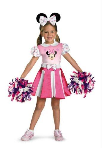 Kost-me f-r alle Gelegenheiten DG26896S Minnie Mouse Cheerleader -