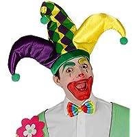 Amazon.it  Giullare - Cappelli   Accessori  Giochi e giocattoli 113a608d7395