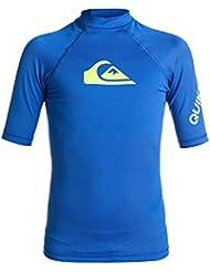 Quiksilver All Time Ss T-Shirt Garçon