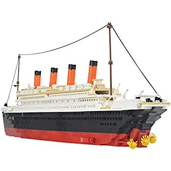 Big Titanic Jack Rose Figures Building Blocks puzzle Toy Fit with LEGO DIY Gift