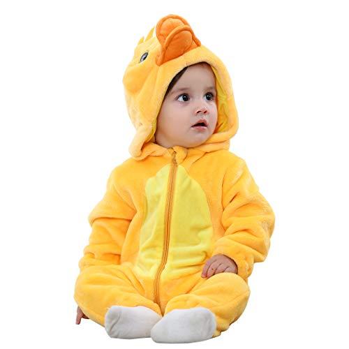 Baby Overall Strampler Pyjama Onesie Kostüm Unisex