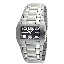 Carrera Women's Quartz Watch Analogue Display and Stainless Steel Strap CW062012001