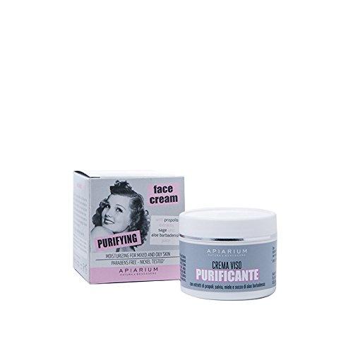APIARIUM - Crema Matificante Para piel grasa - Mantiene