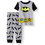 DC Comics Batman Baby Boys 2 Piece Sleepwear Pajama Set