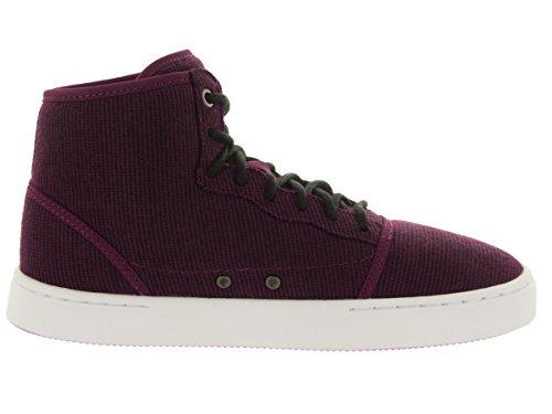 Nike Jordan Jasmine Gg, Chaussures de Running Entrainement Femme Rouge / noir / violet / blanc (mûrier / noir - fuchsia lumineux - blanc)
