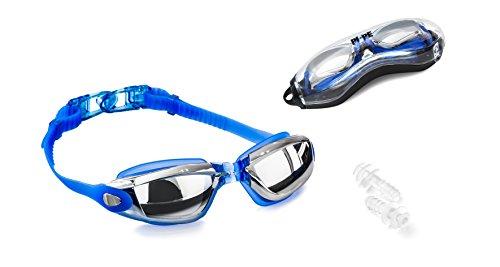 PI-PE Schwimmbrille Pro Blue