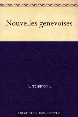 Couverture du livre Nouvelles genevoises