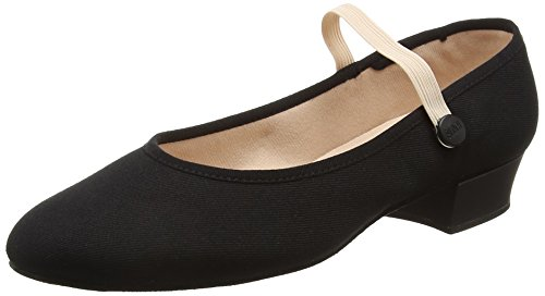 Bloch - Accent - Ballroom Dance Shoes fille Noir (Black)