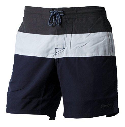 Brunotti Short Catamaran Men Short de bain, Homme, Catamaran Men Shorts Bleu