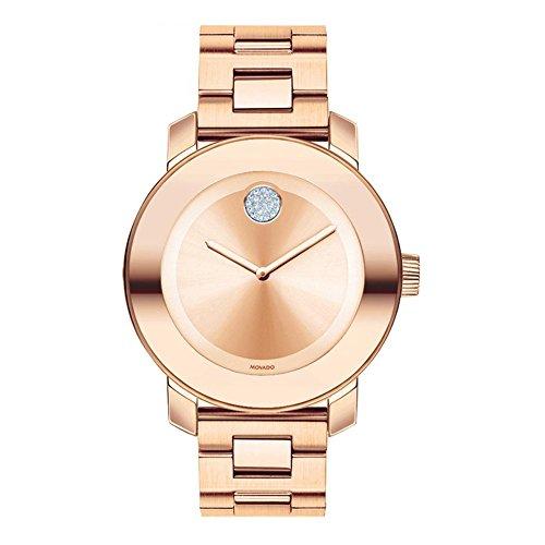 Ladies Movado Bold Watch 3600086
