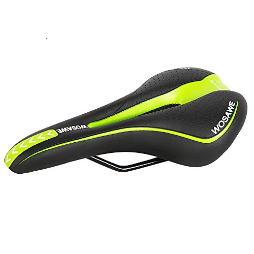 cqjdg Mountain Bike Sattel Reiten Sitz Professional Sattel Cushion Pad für Ride und