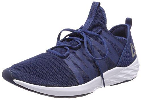Reebok Cn1105, Scarpe Running Uomo Blu (Washed Blue/collegiate Navy/white)