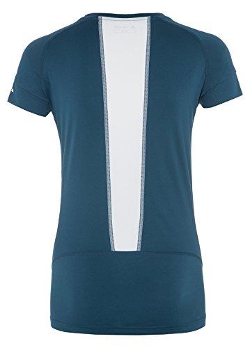 VAUDE cassons t-shirt women's t-shirt iI Bleu - Baltic Sea
