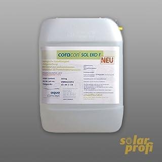 Solarflüssigkeit Coracon SOL EKO F Ökologische Solarflüssigkeit Bio 10 Liter