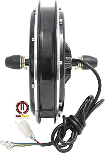 36V 48V 750W Electric Bicycle Motor Wheel Brushless Gearless Front Wheel Hub Motor eBike Electrical Bike