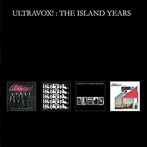 The Island Years (Box Set)