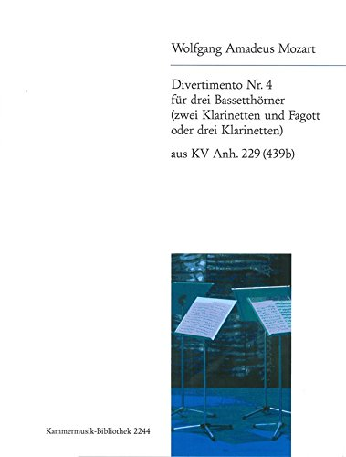 Divertimento(5) 4 kv229(439b)
