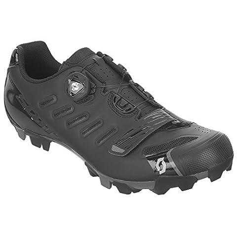 Scott MTB Team Boa Fahrrad Schuhe schwarz 2018: Größe: 44.5