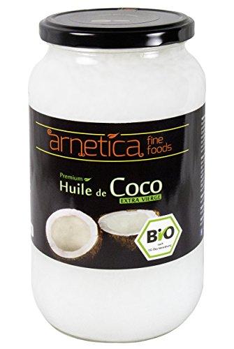 1000ml Olio di cocco extra vergine arnetica, 1L,...