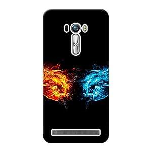 Mobile Back Cover For Asus Zenfone Selfie ZD601KL (Printed Designer Case)