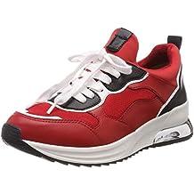great fit cf180 9d8b5 Suchergebnis auf Amazon.de für: Tamaris Sneakers rot