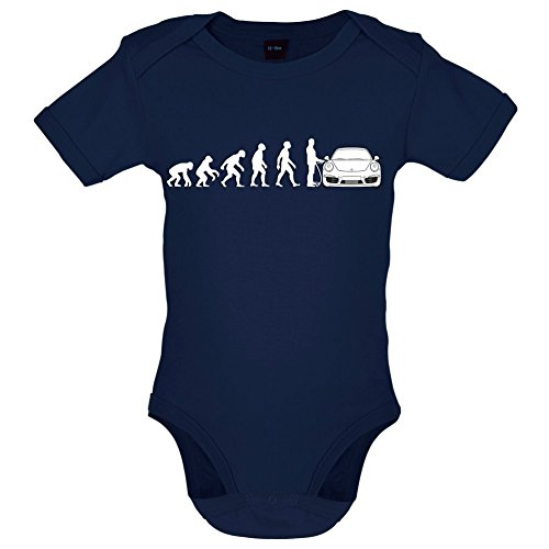 evolution-de-lhomme-porsche-911-marrant-bebe-body-bleu-marine-6-a-12-mois