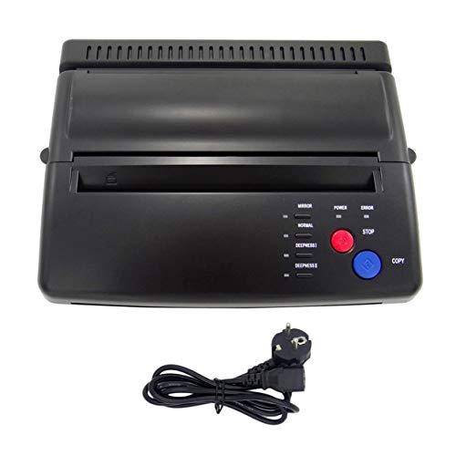 Tellaboull Styling Professionelle Tattoo Stencil Maker Transfermaschine Flash Thermokopierer Druckerzubehör EU/US-Stecker