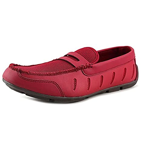 Alfani Austin Herren US 10 Rot Slipper