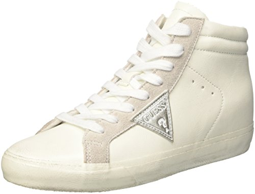 Guess Holly, Chaussures de Tennis femme Bianco