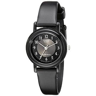 Casio LQ139A-1B3 Don't Use – Reloj de Pulsera Mujer, Resina, Color Negro