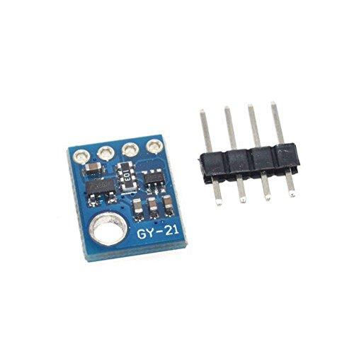 SODIAL HTU21D Temperatur & Feuchtigkeit Sensor Breakout Board Modul -