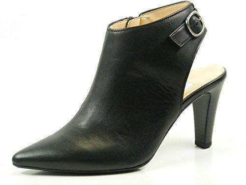 Gabor 41_581 escarpins femme Sling Ankle Boots Noir