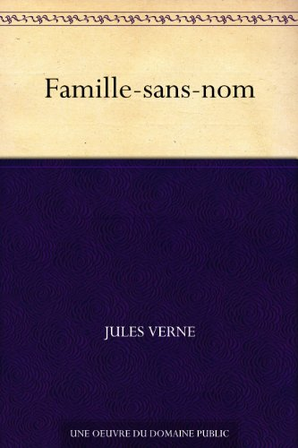 Couverture du livre Famille-sans-nom