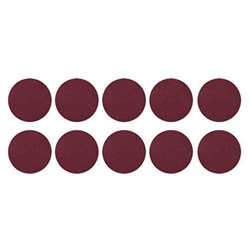 B Blesiya 10 Stücke 150mm Sander Disc Schleifscheiben Pad Polierscheibe Schleifpapier - 400# (10 Disc Sander)