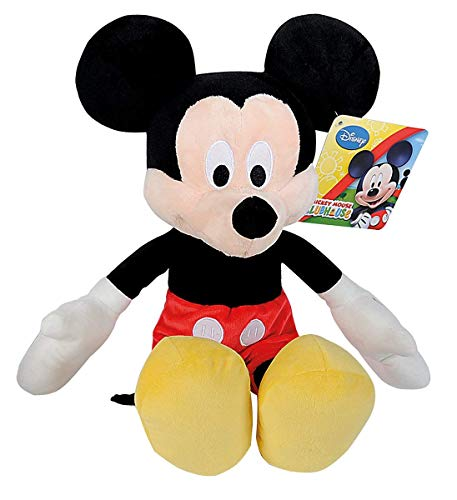 #0618 80cm Mickey Mouse Clubhouse Kuscheltier • Disney XXL Micky Maus Plüsch Tier Kuscheltier Stofftier (Clubhouse-plüsch-spielzeug Mouse Mickey)
