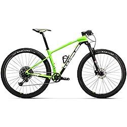 "Conor WRC XTREM NX Eagle 29"" Bicicleta Ciclismo Unisex Adulto, Verde, MD"