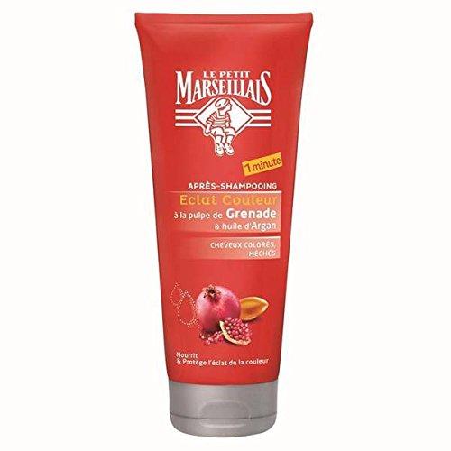 Le Petit Marseillais apres-shampooing cheveux colores 200ml - ( Prix Unitaire ) - Envoi Rapide Et Soignée