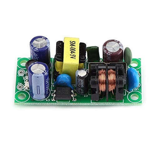 Input - / Output-modul (Akozon AC-DC-Leistungsmodul Isolated AC-DC Switching Power Supply Module Input AC85V~264V Output DC5V 1A 5W)