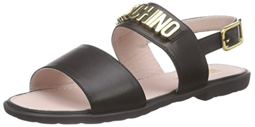 moschino-girls-258640-open-toe-sandals-black-schwarz-15-uk